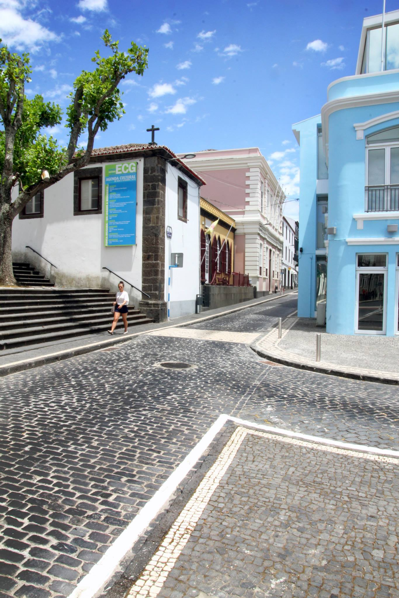 Downtown ponta delgada